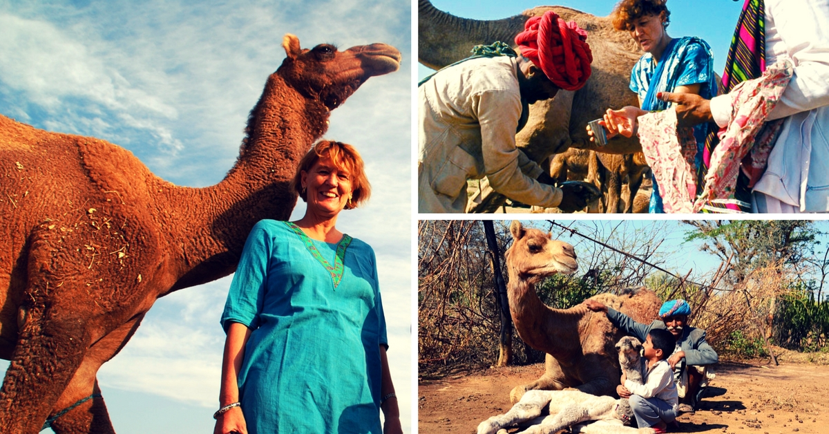 How a German Vet's Love for Camels is Saving a Unique Community in Rajasthan