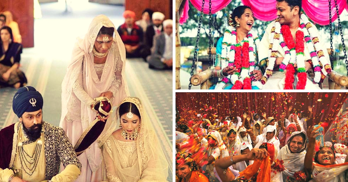 12 Indian Weddings With A Difference We All Should Be Cheering