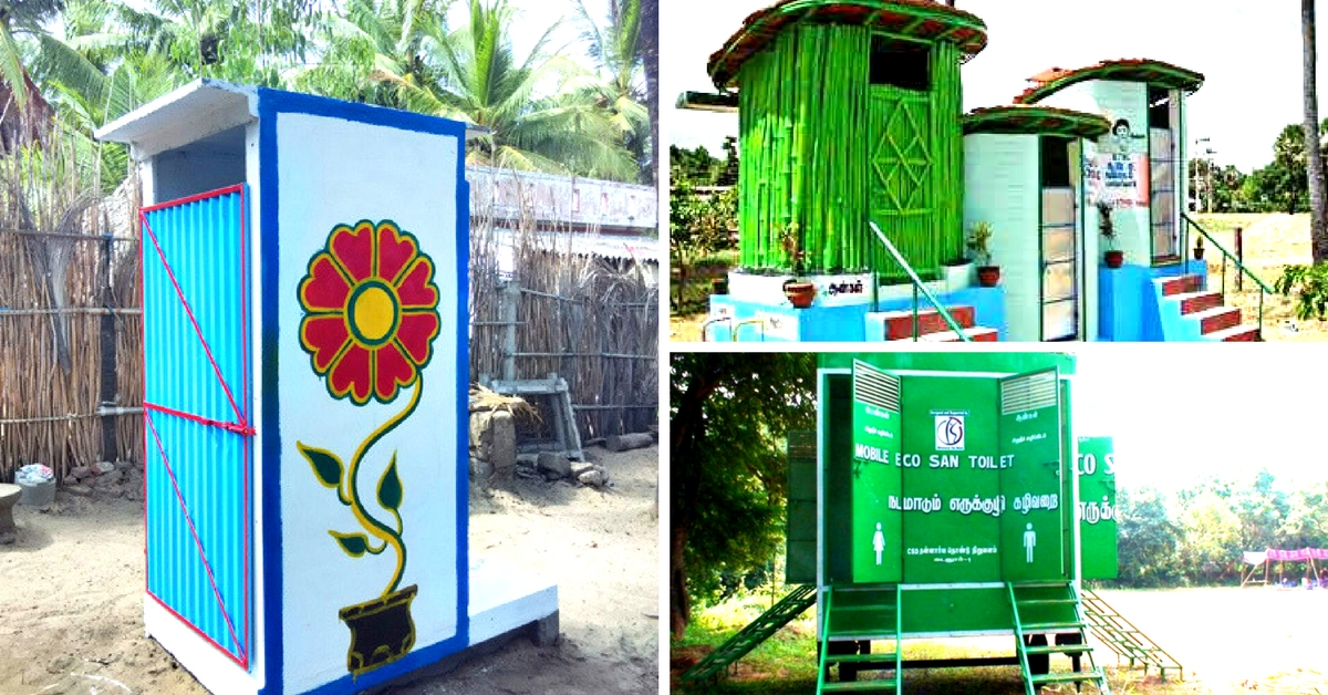 Waterless and Zero-Waste: These Toilets Are Bringing A Sanitation Revolution in Rural India