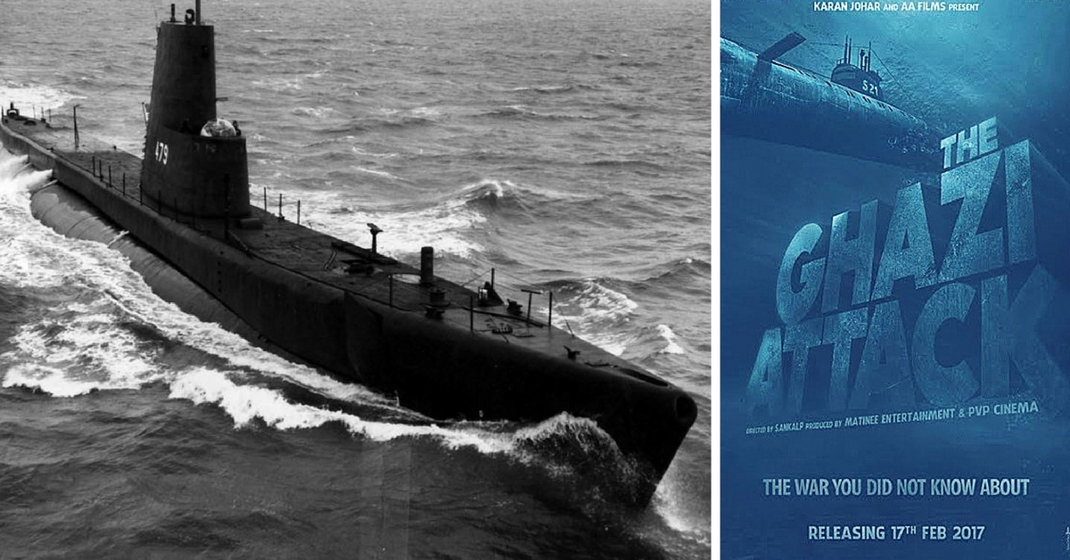 The Ghazi Mystery: What Caused the Sinking of the Pakistani Submarine Near Vizag In 1971