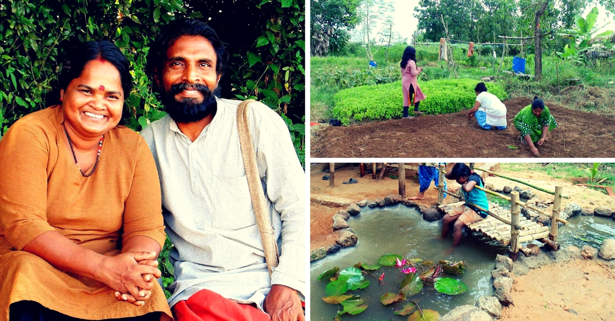 This Man Left the Chaos of City Life Behind to Build an Organic Village in Kerala