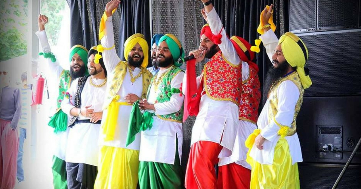 VIDEO: From London to Canada, Everyone Is Doing Bhangra This Season