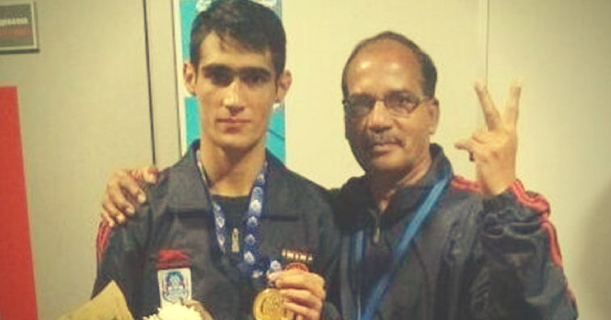 The Inspiring Story of 17-YO Sachin Siwach, a Farmer's Son Who Is Now a World Boxing Champion