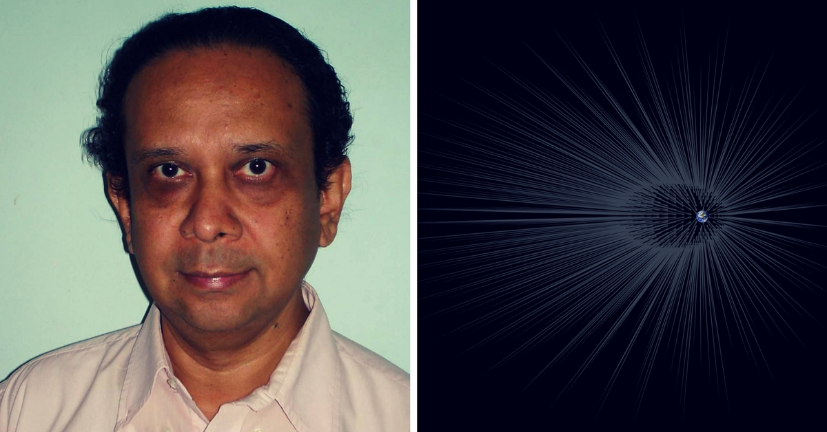 10 Years Ago an Indian Astrophysicist Placed a Bet on the Nature of Dark Matter. Now He Won It!