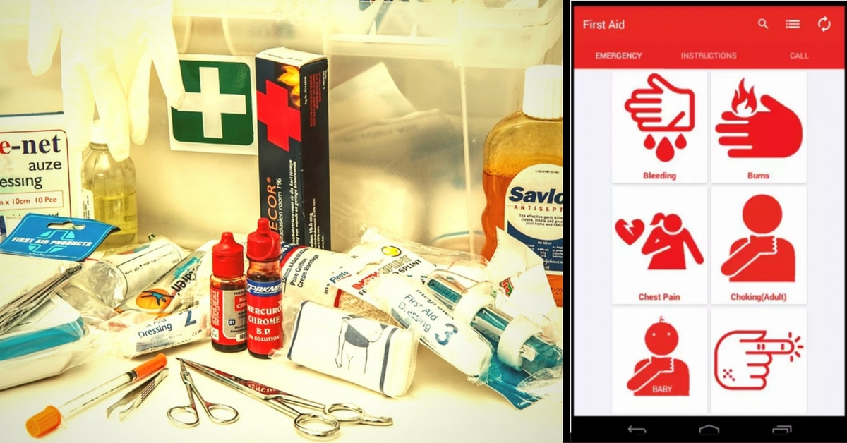 6 BITS Students Have Developed Country's First Official First Aid App with Indian Red Cross Society