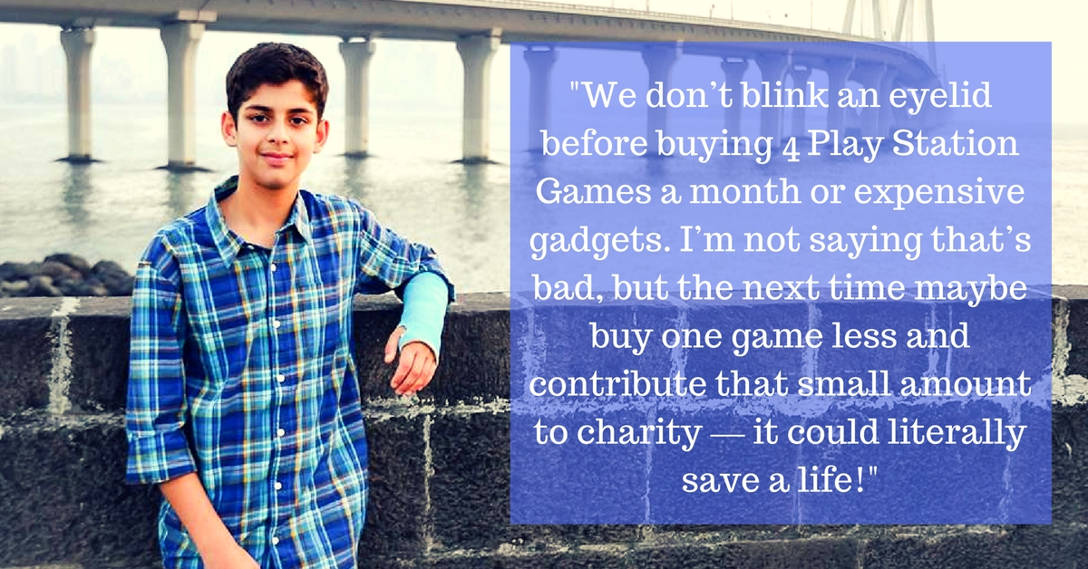 This Young Mumbaikar Is Working to Make Cancer Patients' Dreams Come True This Christmas