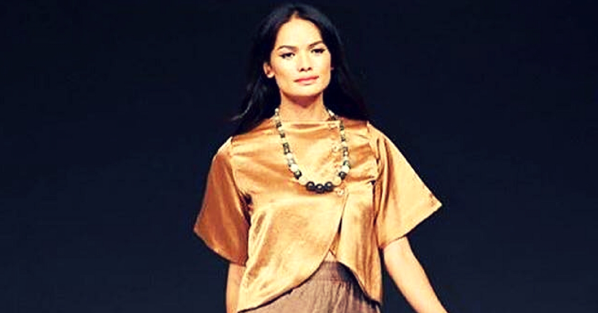 Anjali Lama Will Become the First Transgender Model to Walk the Lakme Fashion Week