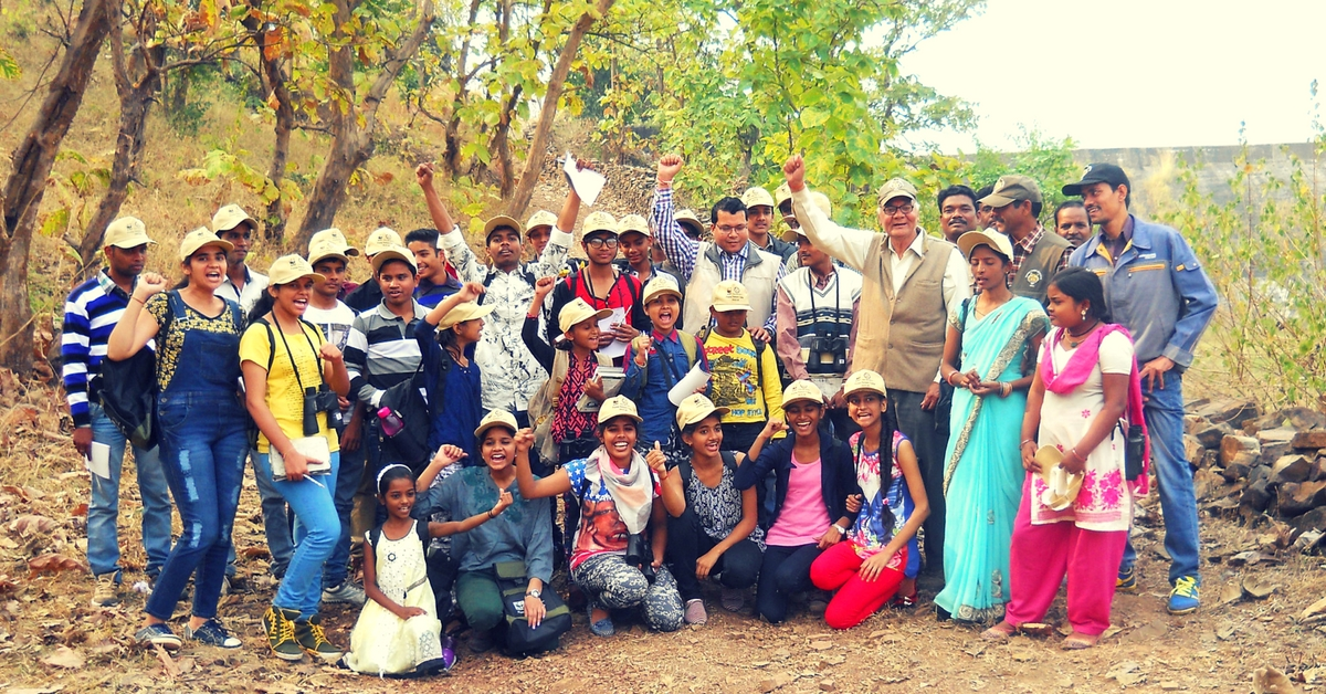 Two Environmentalists Are Trying to Rekindle the Lost Bond between the Locals & the Forest at Panna