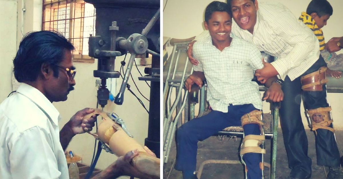 This Mumbai-Based NGO Is Trying to Help 400 Disabled People in Ladakh Walk Again!