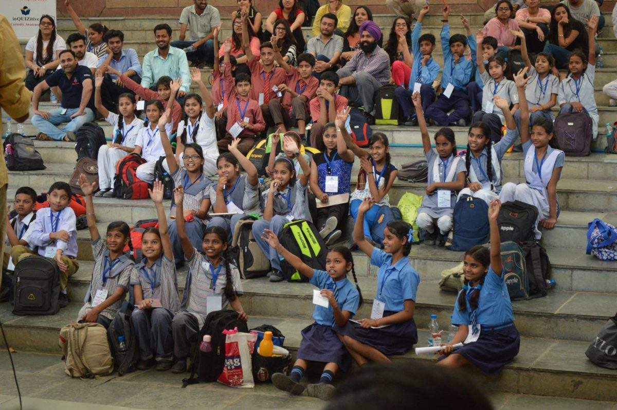 TBI Blogs: Hundreds of Underprivileged Kids in Delhi Now Have a New Hobby – Quizzing!