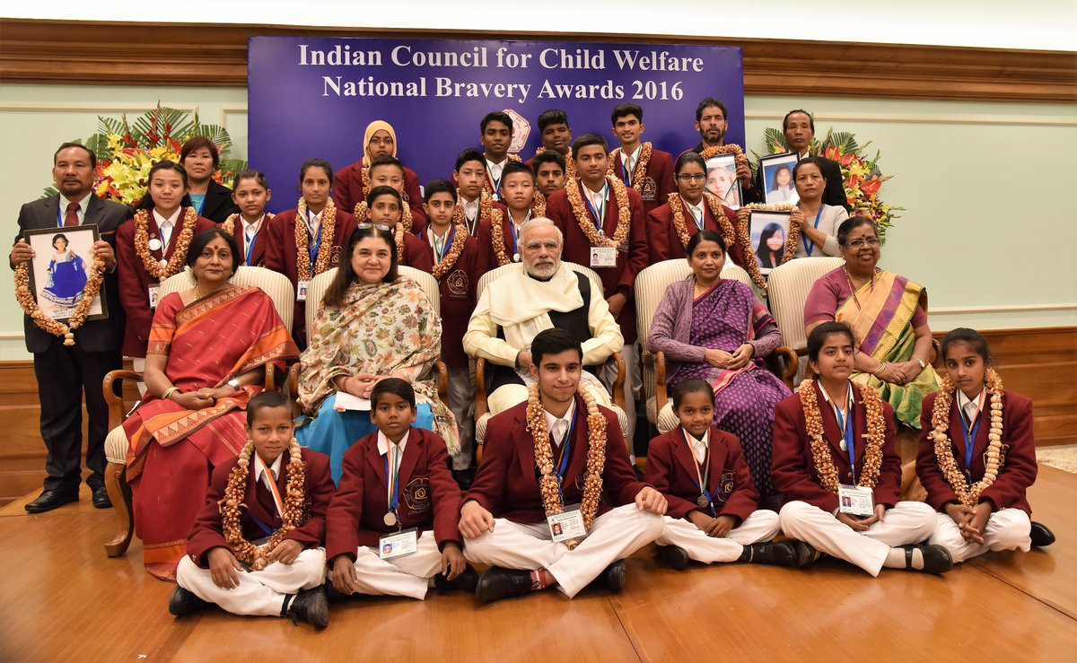 TBI Blogs: Here's How the Young National Bravery Award Winners are Selected Every Year