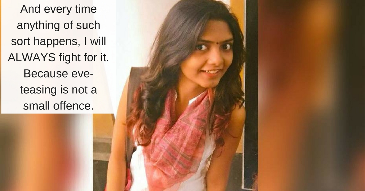 """""""Don't Wait for an Eve-Teaser to Convert into a Rapist"""" – Lucknow Girl Who Didn't Spare Her Molester"""