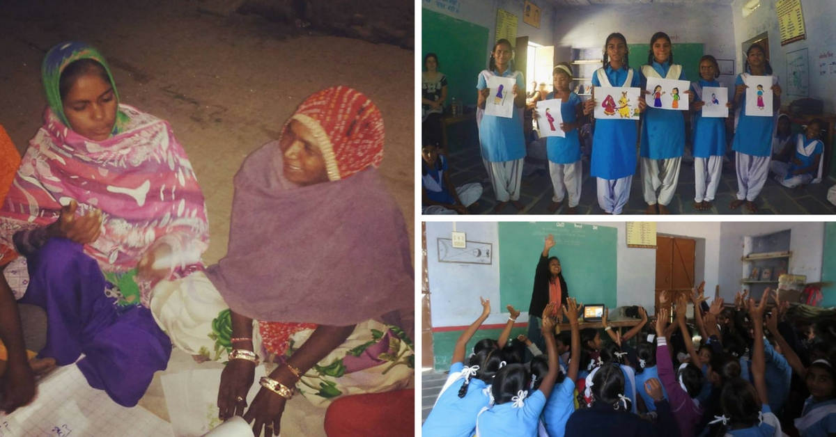 TBI Blogs: How 'Safe Spaces' Helped Women in a Rajasthan Village Open up about Taboos