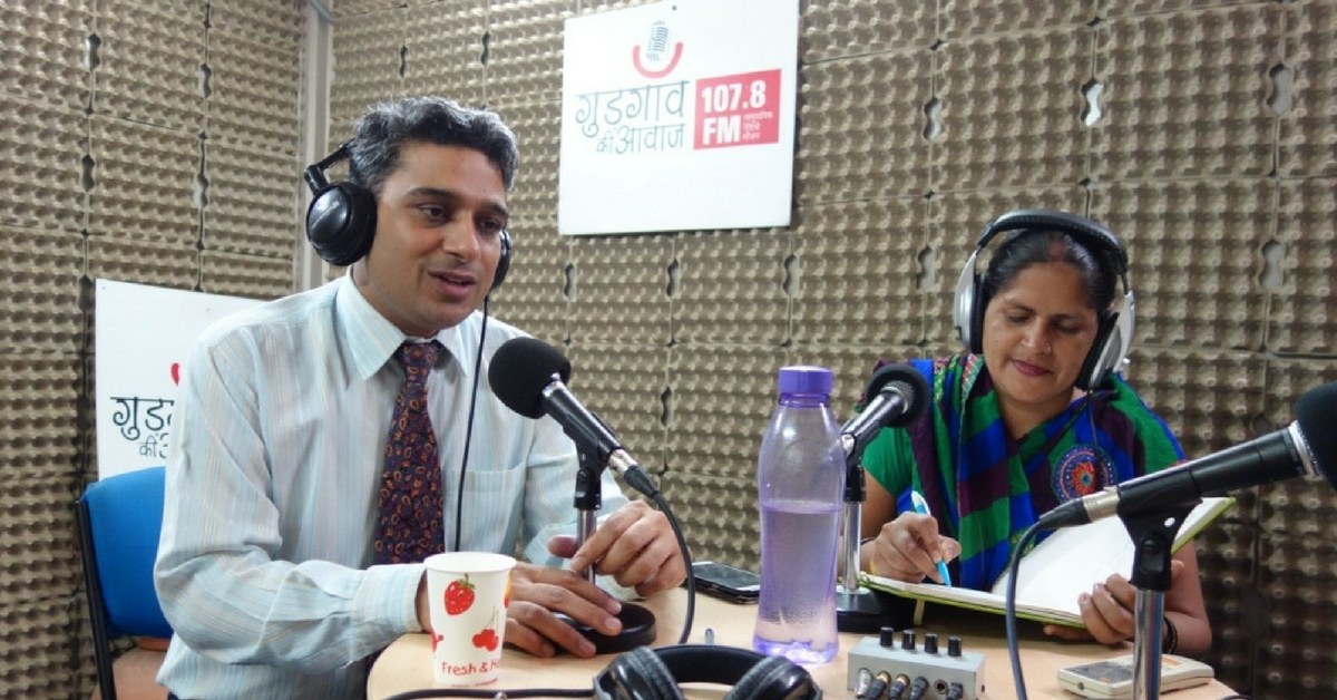 Gurgaon Ki Awaaz, NCR's Only Community Radio Station, Is a Platform for Rural and Migrant Voices