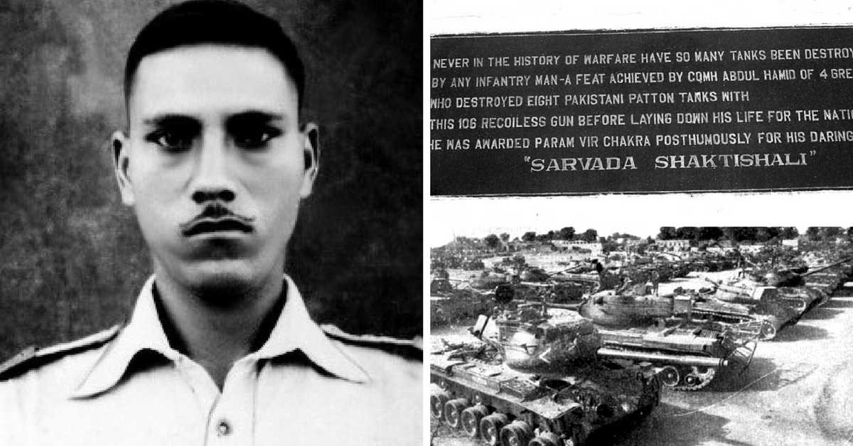 Why Havildar Abdul Hamid Is One of Indian Army's Most Celebrated & Revered Soldiers of All Time