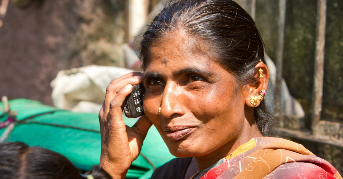 From Pregnancy to Childbirth: How a Free Voice-Call Service Helps Women in India's Urban Slums