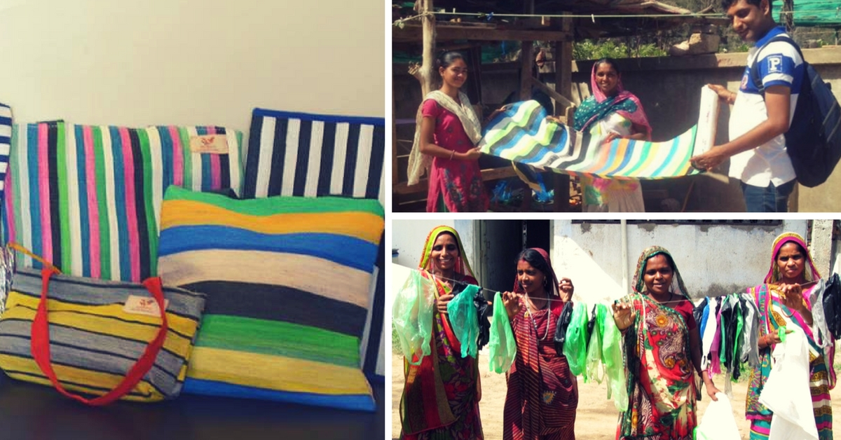 From Plastic to Fantastic: How Pune-Based Entrepreneurs Upcycle Plastic Trash into Designer Purses!