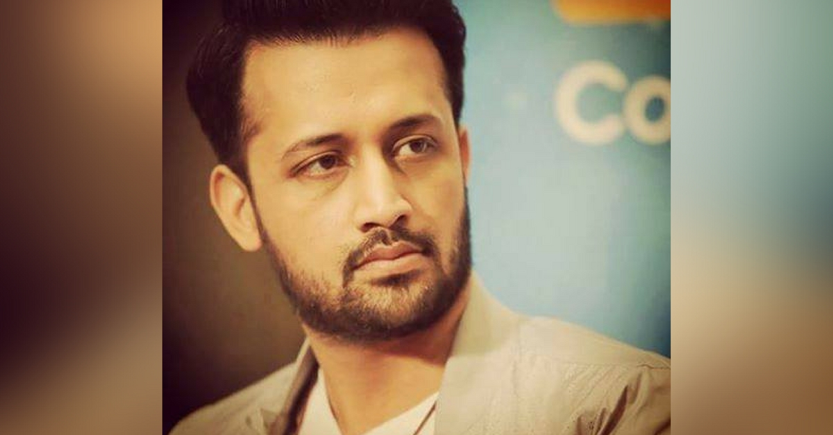 Atif Aslam Stopped His Concert Mid Way to Tell off Eve-Teasers Who Were Harassing a Woman