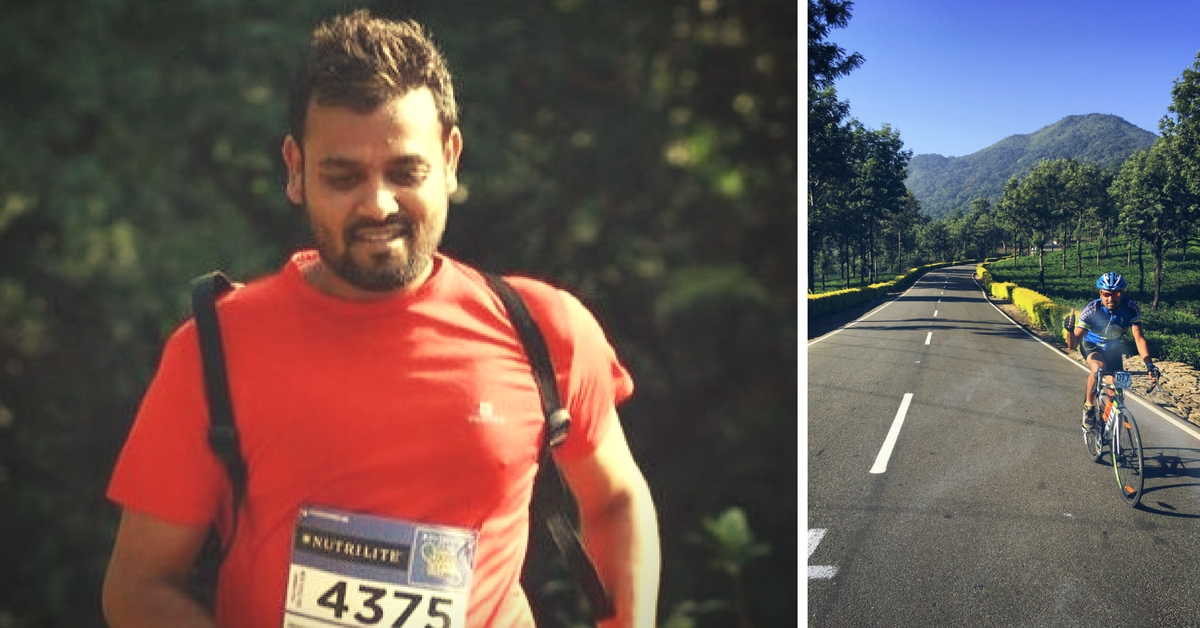 Meet India's First Visually Impaired Person Who Will Participate in the Boston Marathon