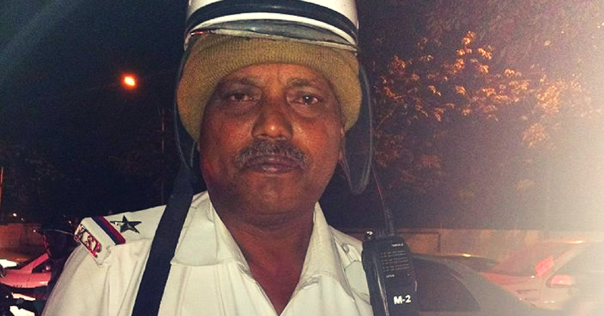 The Good Cop: Bengaluru Sub-Inspector Goes out of His Way to Help a Stranded Woman