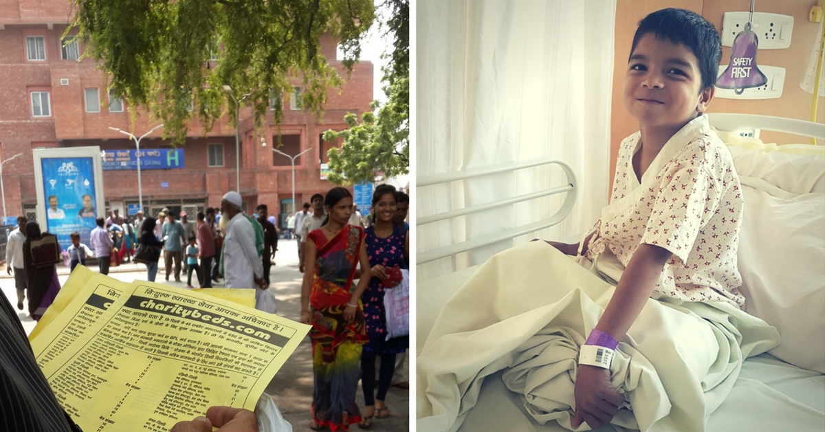 They Help Delhi's Poor Get Access to Beds That Private Hospitals Are Supposed to Reserve for Them