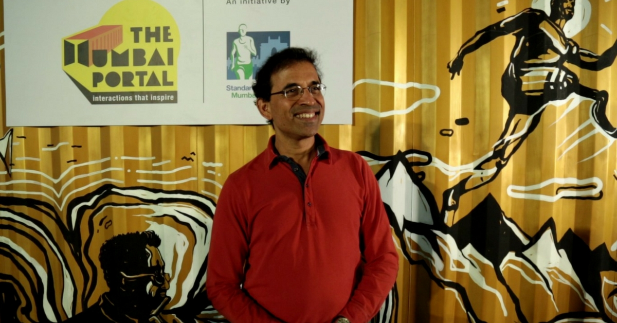 """EXCLUSIVE: """"Sport Allows You to Escape, but Escape into the Real World,"""" Says Harsha Bhogle"""