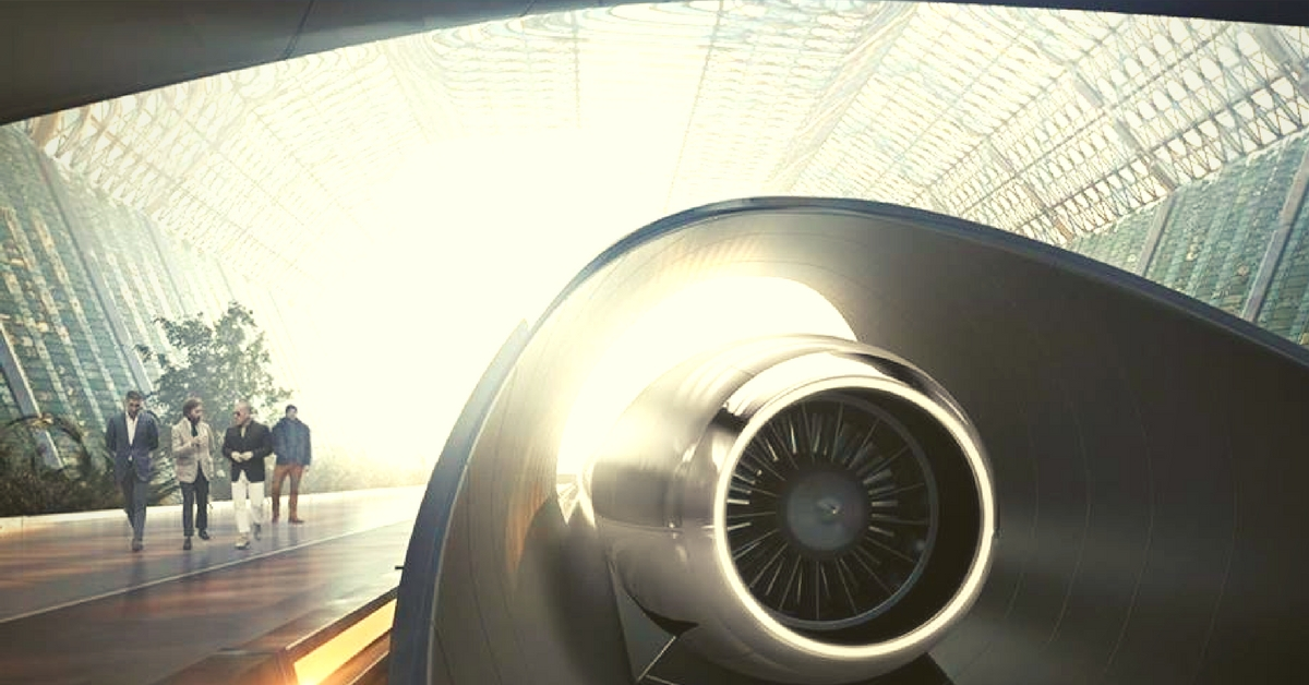 Bangalore-Chennai in 30 Minutes on a Hyperloop? Here's How Realistic That Is!