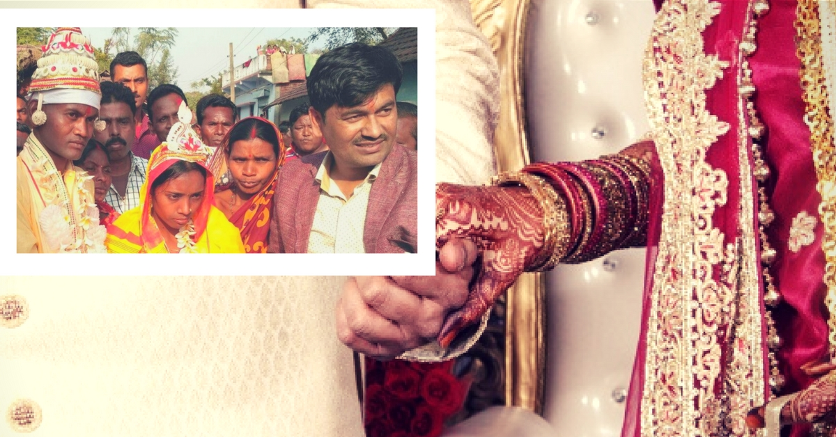 Jharkhand's First Cashless Wedding Took Place after the Guests Built a Toilet in the Groom's Home