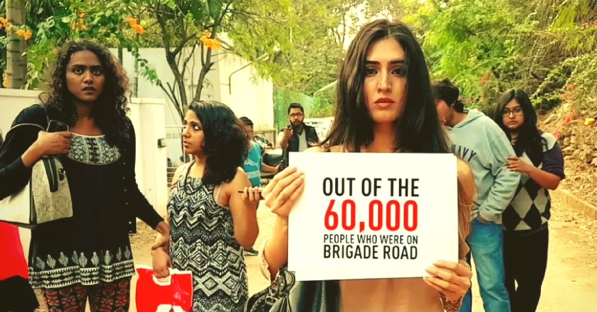 Don't Just Stand There – This Mannequin Challenge Has a Message on Eve Teasing You Can't Miss