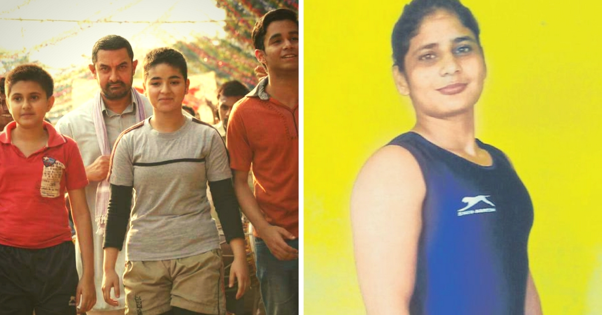Meet the Wrestler Who Said No to Dangal and Yes to the National Championship