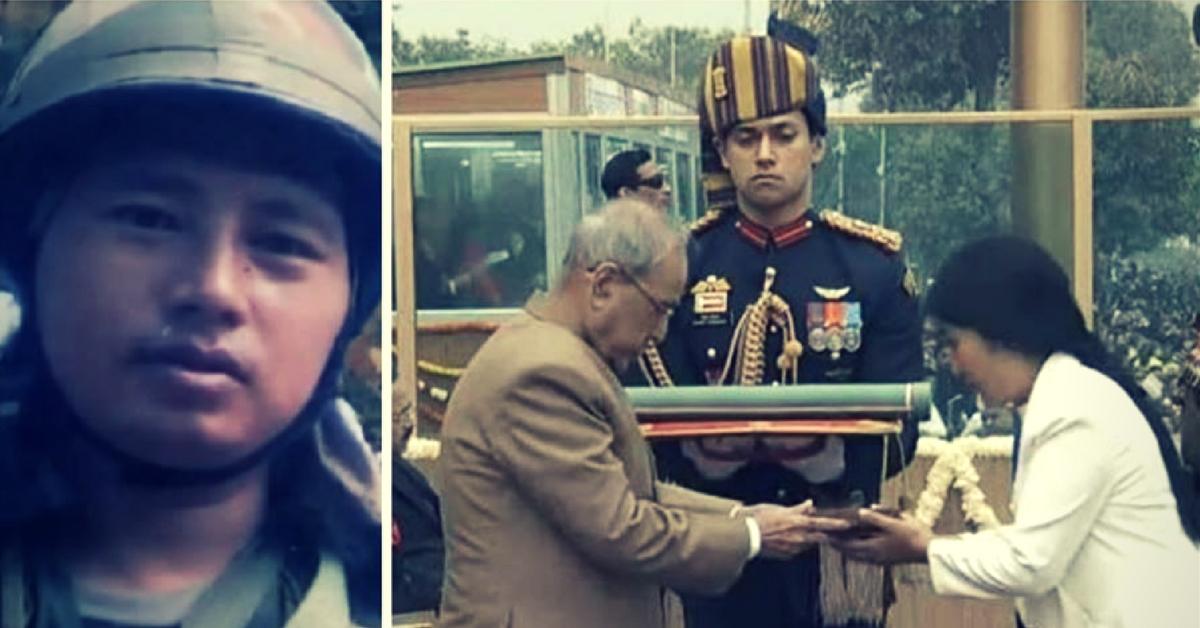 Video: The Inspiring Story of Havildar Hangpan Dada Who Died Fighting Terrorists