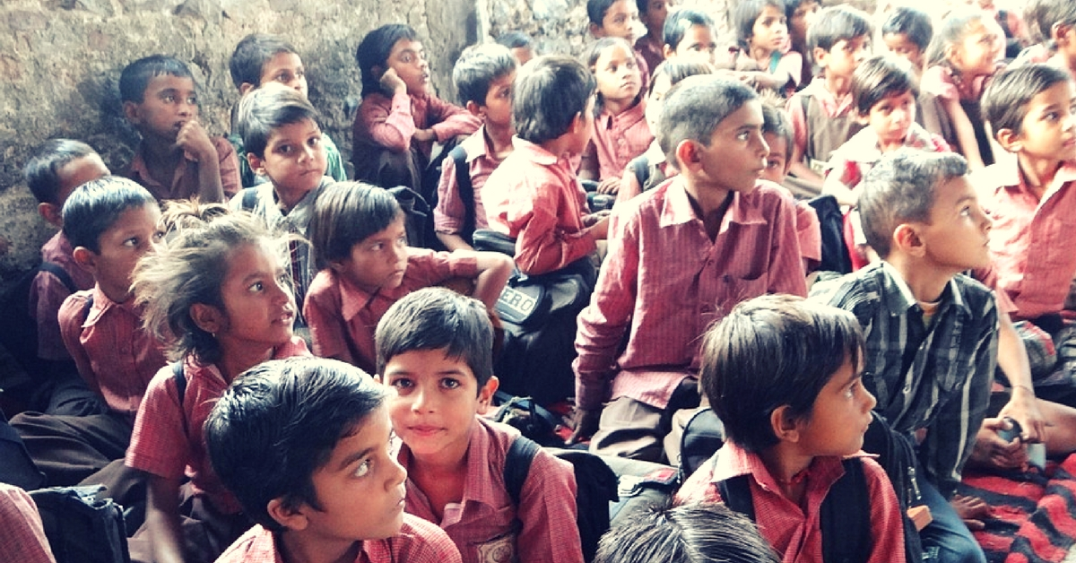 Educators up to the Mark? School Students in India Might Soon Be Evaluating Their Teachers!