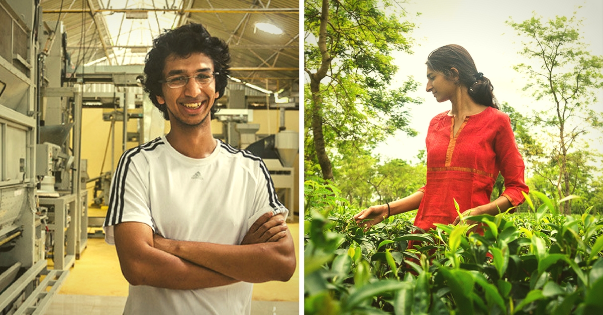 Assam Diaries: How a Brother-Sister Duo Is Running a 600-Hectare Organic Tea Estate