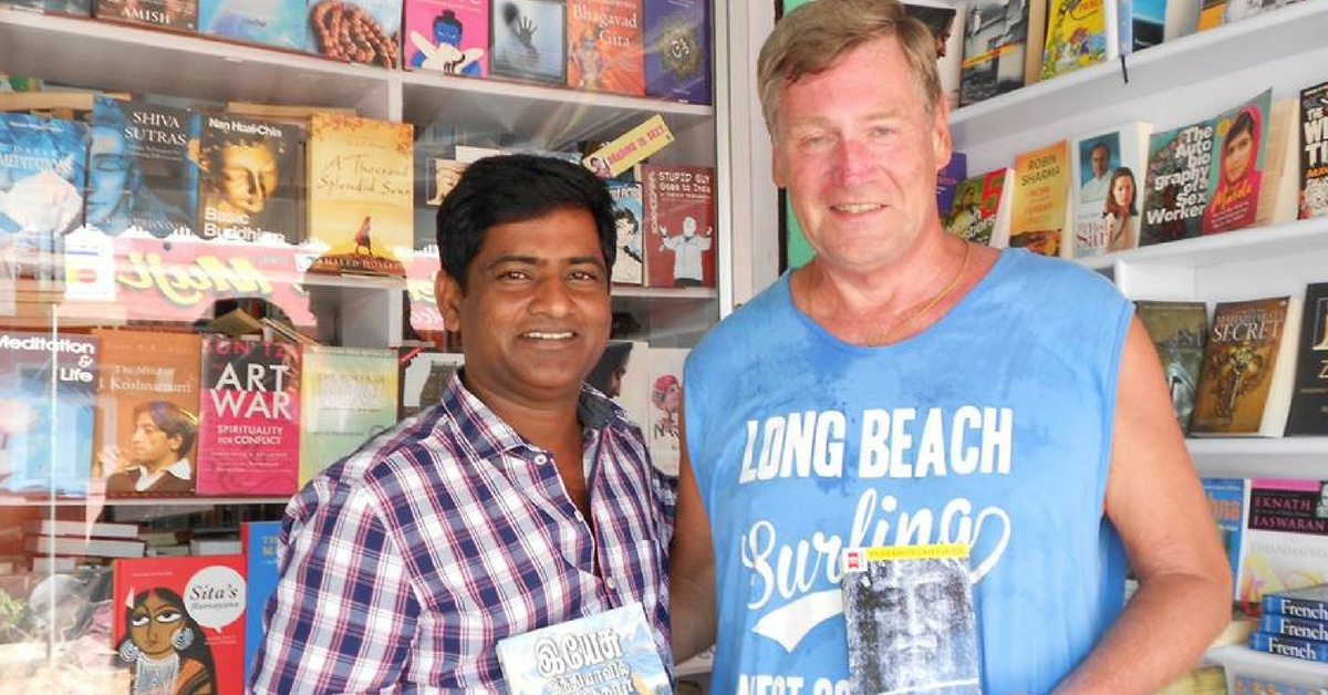 Love to Read? The Story of This Fisherman-Turned-Bookstore Owner Will Make Your Day