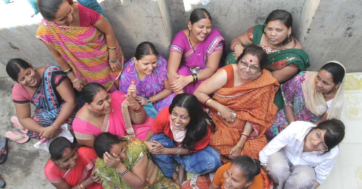 How Waste Fabric Became a Tool for Women's Empowerment