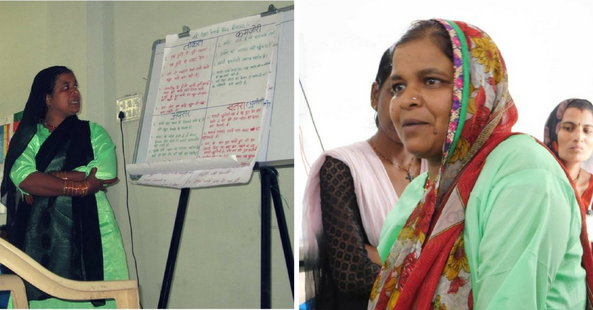 TBI Blogs: Chaman Bi Used to Clean Toilets for a Living. Today, She Runs a Manufacturing Production Centre.