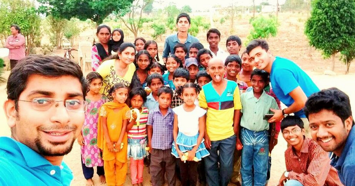 These Chartered Accountants Are on a Mission to Educate Farmers in Telangana, One Village at a Time