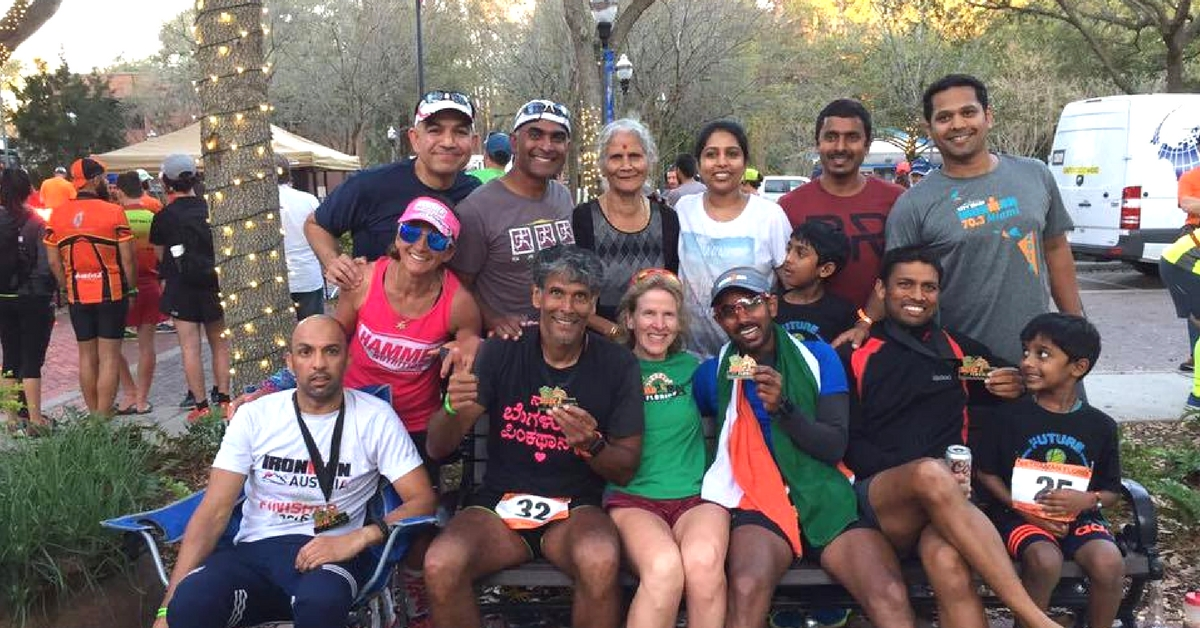 Milind Soman Is Now Ultraman – Completes the 517.5 Km Race at Florida, Run Barefoot!