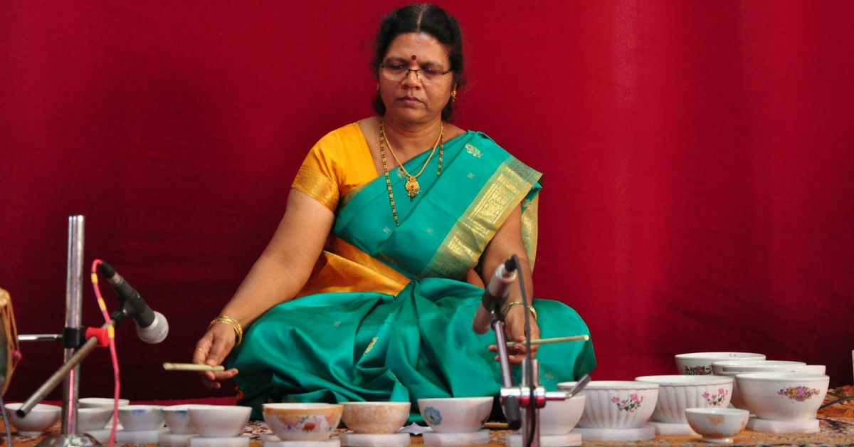 TBI Blogs: Meet the Artists Preserving Jalatarangam, the Ancient Art of Creating Music From Water Waves