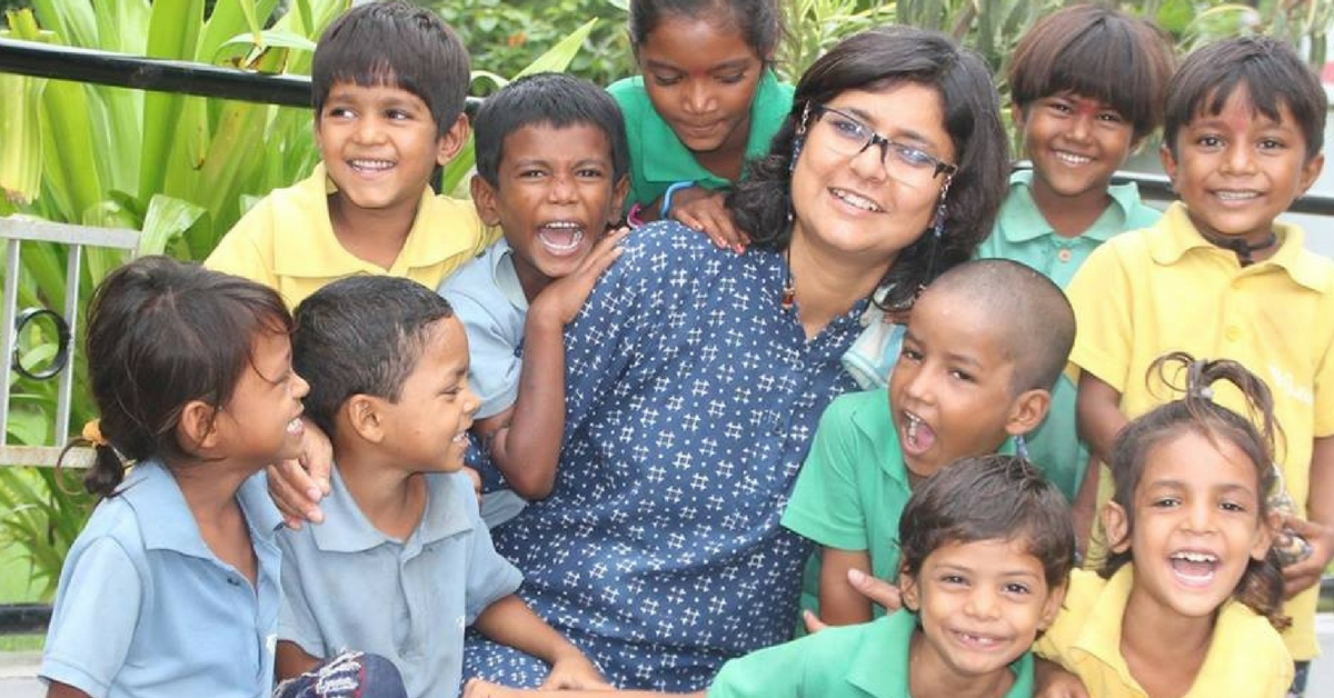 This Woman Teaches 100+ Street Kids in Vadodara Every Day. Let's Help Her Find a School Building