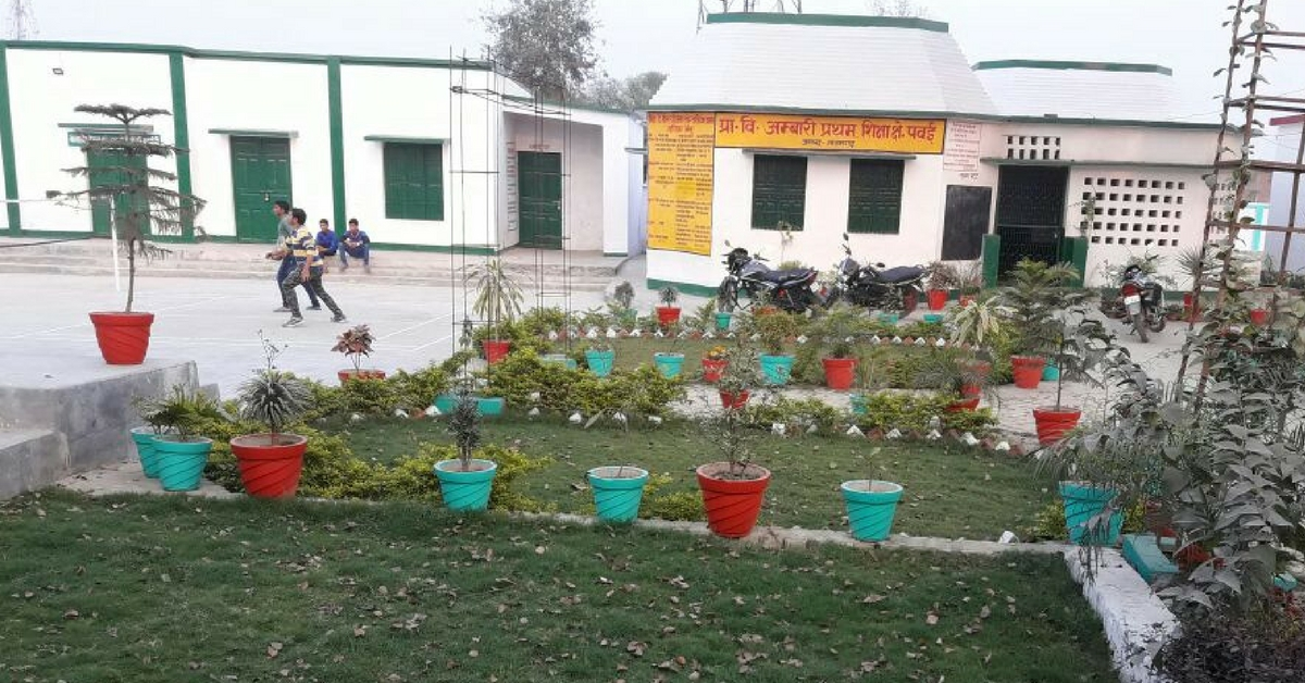 How a Group of BITS Pilani Graduates Is Restoring a UP Village School to Its Former Glory