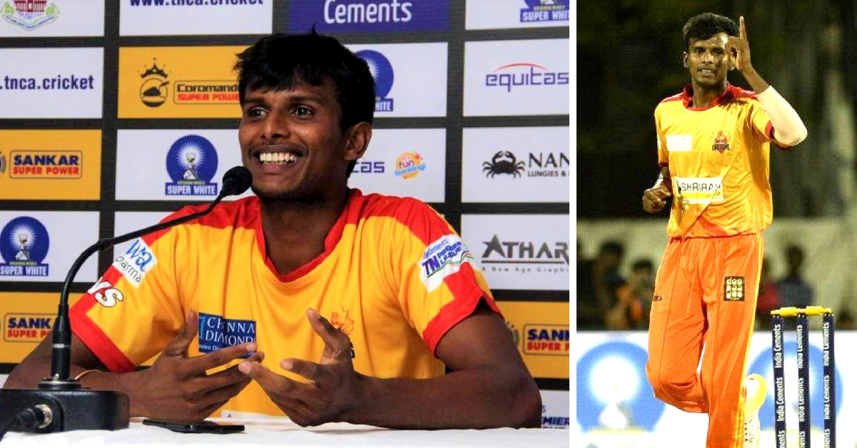 A Porter's Son, T Natarajan Overcame Huge Odds to Become the Highest Paid Indian at the IPL Auction