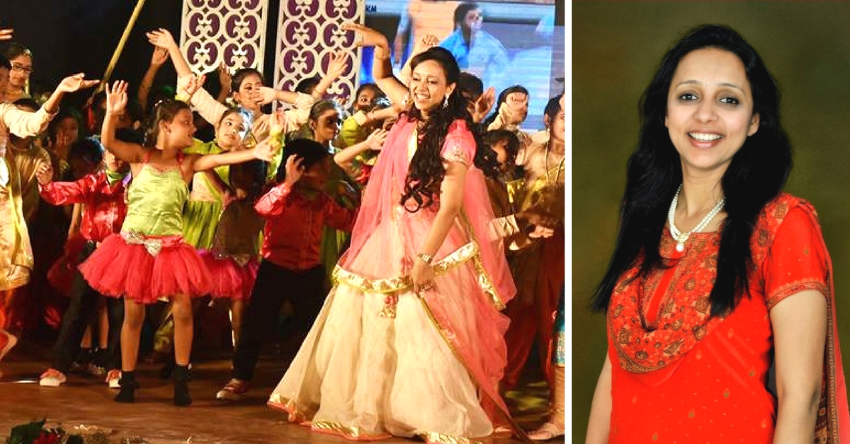 A Chartered Accountant With a Dancer's Soul, This Woman Is Helping Orphan Kids Pursue Their Passion