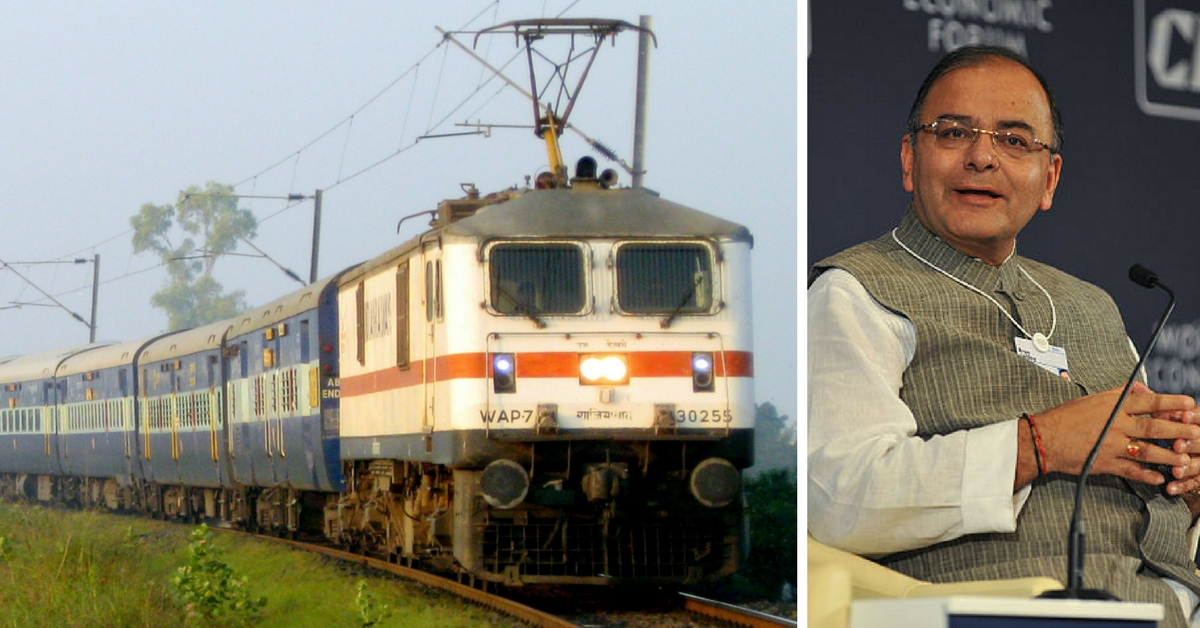 Six Reasons To Cheer About The New Railway Budget