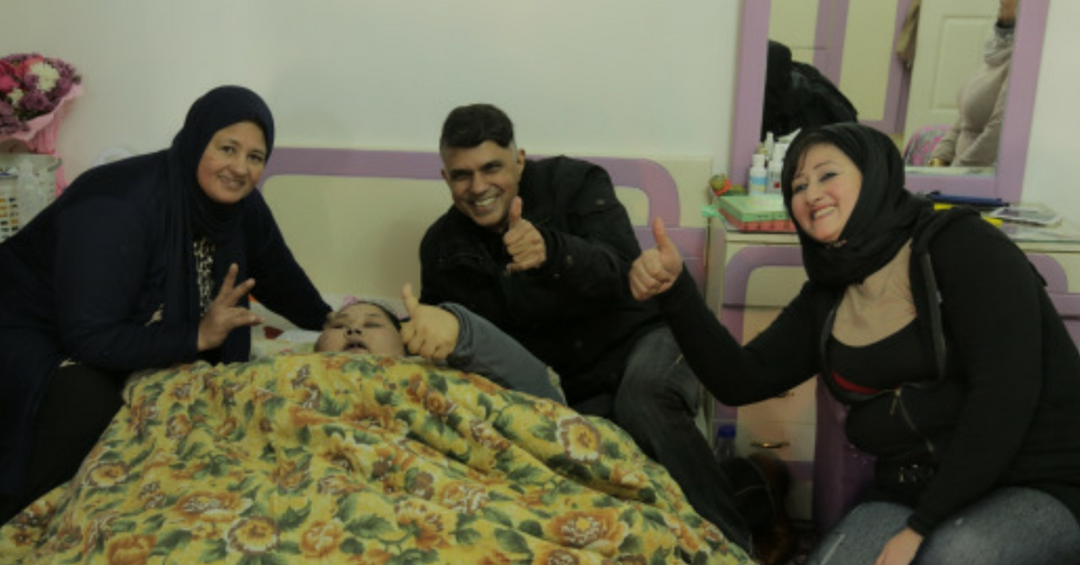 At 500 kg, Eman Ahmed Is the World's Heaviest Woman. Meet the Indian Doctors Saving Her Life!