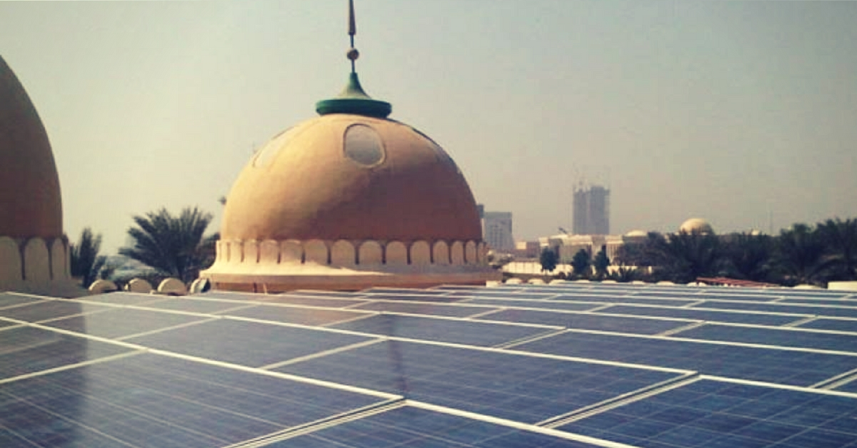 India's First Women's Mosque Blazes Another Trail by Switching to Solar Energy