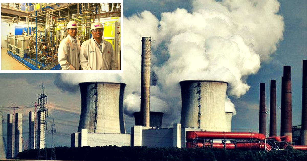 IIT Kharagpur Alumni Find Innovative Way to Tackle Climate Change and Impress the World