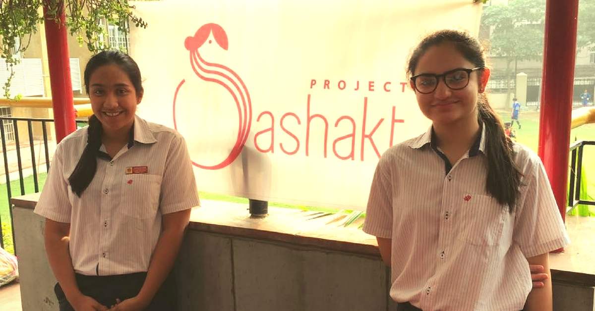 How Two Delhi School Girls Are Keeping Hundreds of Girls in Govt Schools From Dropping Out!