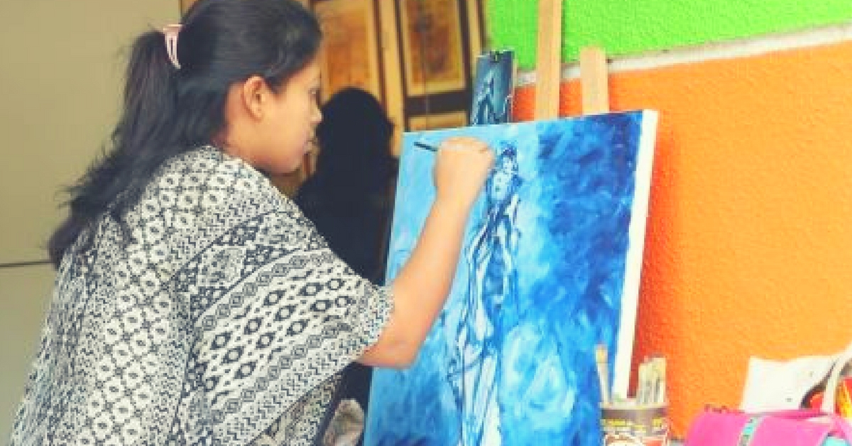 Young, Artistic & Charitable: A Unique Art Fest Brings Youth Together to Give Back to Society!