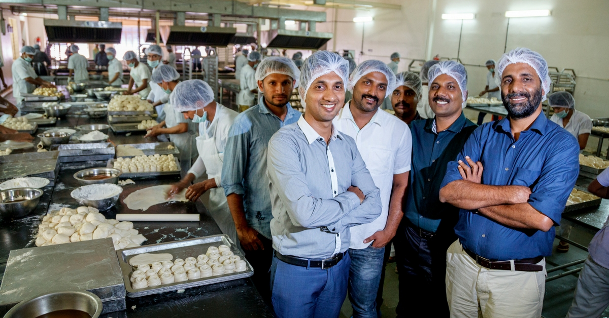 From Selling Snacks at Age 10, This Plantation Worker's Son Built a ₹100 Crore Food Brand